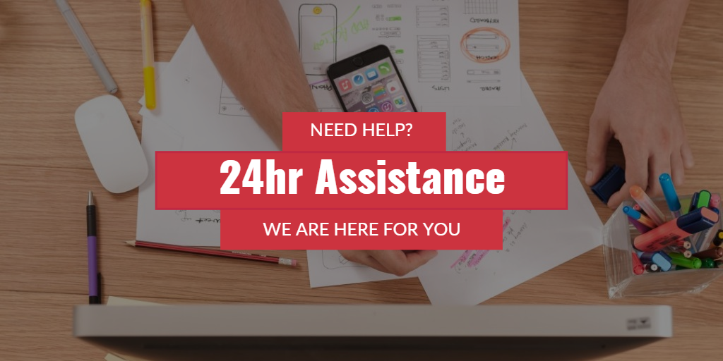 24hr Assistance and emergencies.